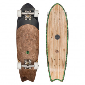 Go to the product Longboard Globe Sagano olivewood/green pearl 2018