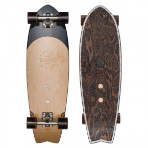Go to the product Longboard Globe Sun City black burle/white pearl 2020