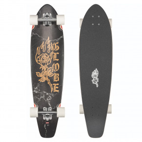 Go to the product Longboard Globe The All-Time black rose 2020