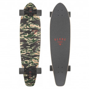 Go to the product Longboard Globe The All-Time tiger camo 2020