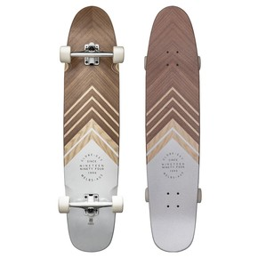 Przejść do produktu Longboard Globe The Great Dane walnut/ash/white 2017