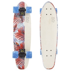 Go to the product Longboard Landyachtz Dinghy 26 floral white 2017