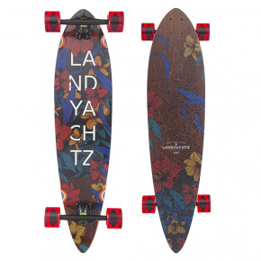Przejść do produktu Longboard Landyachtz Maple Chief Floral 2018
