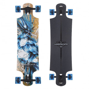 Przejść do produktu Longboard Landyachtz Maple Drop Hammer Blue Jay 2018