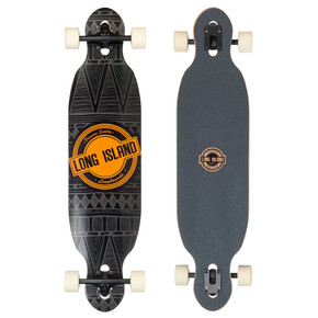 Přejít na produkt Longboard Long Island Essential Freestyle Drop Through 2016