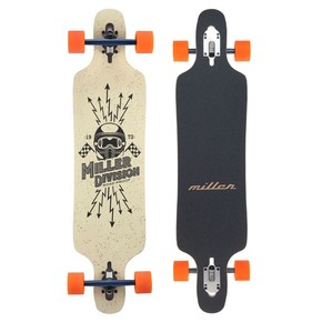 Go to the product Longboard Miller Road Proof 2018