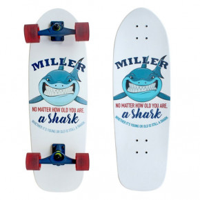Go to the product Longboard Miller Shark 2018