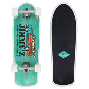Go to the product Longboard Miller Venice Beach Jimmy'z X Miller 2018