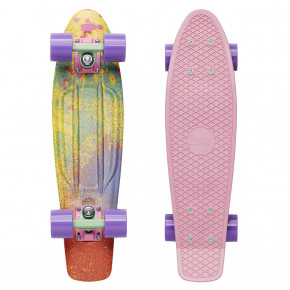 "Go to the product Longboard Penny Graphics 22"" color splash 2018"