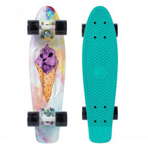 "Go to the product Longboard Penny Graphics 22"" kitty cone 2018"