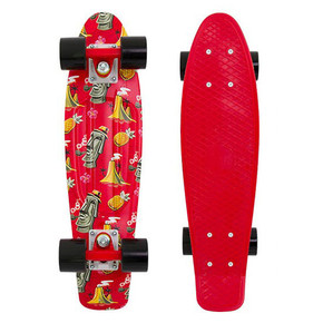 "Go to the product Longboard Penny Graphics 22"" Penny island escape 2017"