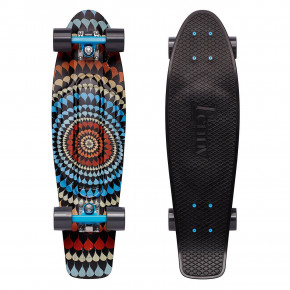 "Go to the product Longboard Penny Graphics 27"" Mitch King ripple 2018"