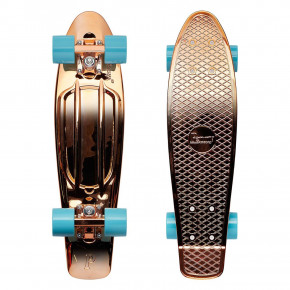"Przejść do produktu Longboard Penny Metallic Fades 22"" rose gold 2018"
