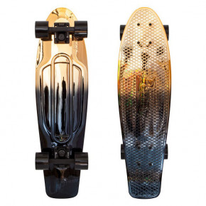"Przejść do produktu Longboard Penny Metallic Fades 27"" black/gold 2018"