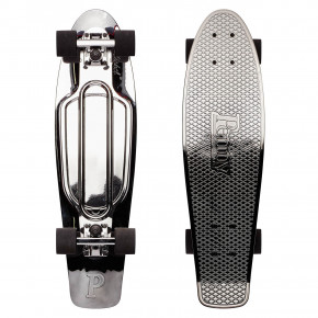 "Go to the product Longboard Penny Metallic Fades 27"" gunmetal/black 2018"