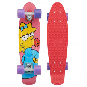 "Go to the product Longboard Penny The Simpsons 22"" maggie 2018"
