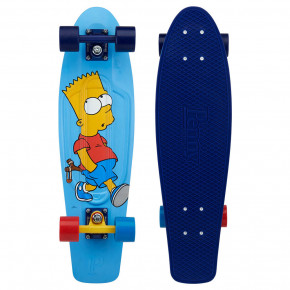 "Go to the product Longboard Penny The Simpsons 27"" bart 2018"