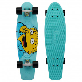 "Go to the product Longboard Penny The Simpsons 27"" ralph 2018"