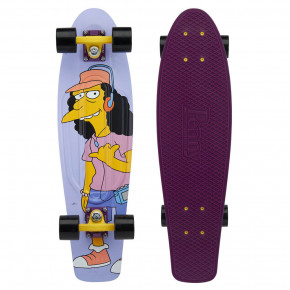 "Přejít na produkt Longboard Penny The Simpsons 27"" rock on little dudes! 2017"