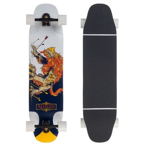 Go to the product Longboard Restless Fishbowl 38 beast 2017