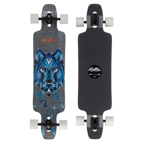 Go to the product Longboard Restless Splinter 40 Fiberlam wolf 2017