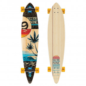 "Go to the product Longboard Sector 9 Eclipse Bonsai 42"" 2018"