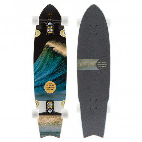 "Go to the product Longboard Sector 9 Ray Collins Unagi 35"" 2018"