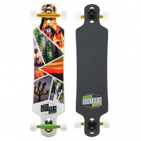 "Go to the product Longboard Sector 9 Timber Bintang 38"" 2018"
