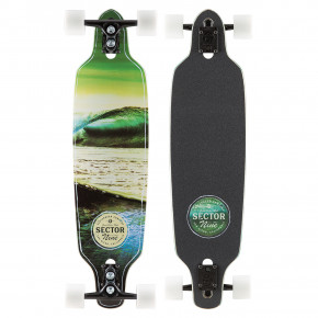 Go to the product Longboard Sector 9 Verde Mini Fractal 2018