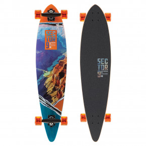 "Go to the product Longboard Sector 9 Vista Ledger 40"" 2018"
