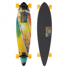 "Go to the product Longboard Sector 9 Vista Ripple 36"" 2018"