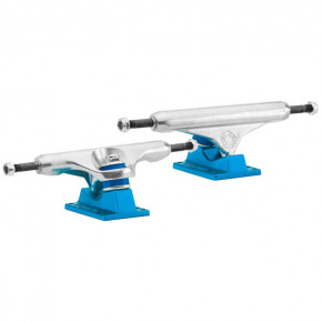 Go to the product Longboard truck Caliber Caliber raw/satin blue