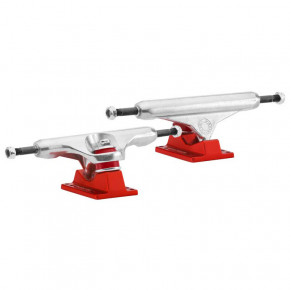 Go to the product Longboard truck Caliber Caliber raw/satin red