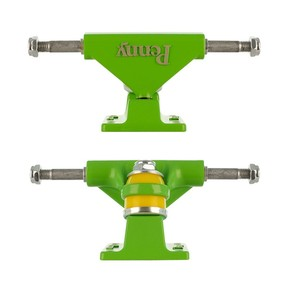 "Go to the product Longboard truck Penny Trucks 3"" green"