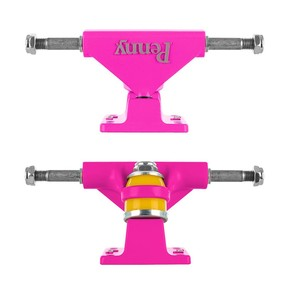 "Go to the product Longboard truck Penny Trucks 3"" pink"