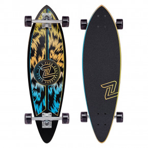 "Prejsť na produkt Longboard Z-Flex Mini-Pintail 32"" jungle acid 2018"