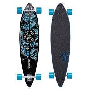 "Go to the product Longboard Z-Flex Pintail 38"" night jungle 2018"