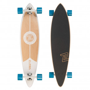 "Go to the product Longboard Z-Flex Pintail 38"" original white 2018"