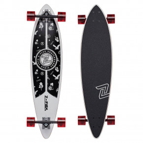 "Go to the product Longboard Z-Flex Pintail 38"" rolling bones 2018"