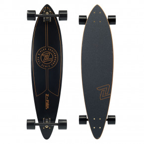 "Go to the product Longboard Z-Flex Pintail 38"" top shelf gold 2018"