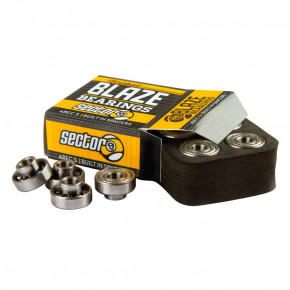 Go to the product Bearings Sector 9 Blaze Bearings Set Abec5