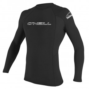Go to the product Lycra O'Neill Basic Skins L/s Rash Guard black 2020