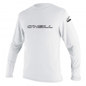 Go to the product Lycra O'Neill Basic Skins L/s Sun Shirt white 2019