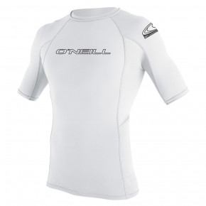 Go to the product Lycra O'Neill Basic Skins S/s Rash Guard white 2020
