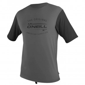 Przejść do produktu Lycra O'Neill Limited UV S/S Sun graphite/black 2020