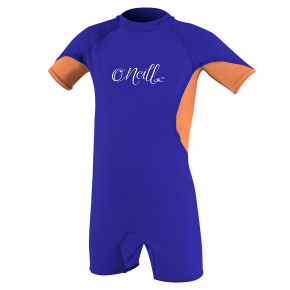 Přejít na produkt Lycra O'Neill O'zone Toddler UV Spring Girls cobalt/papaya/mint 2018