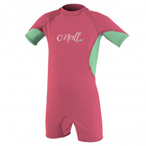 Přejít na produkt Lycra O'Neill O'zone Toddler UV Spring Girls fox pink/mint/white 2018