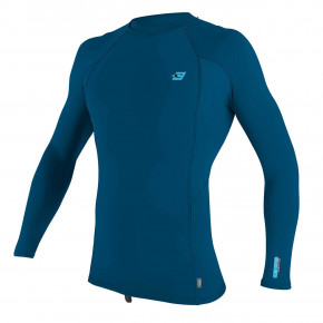 Go to the product Lycra O'Neill Premium Skins L/S Rash Guard ultra blue/ultra blue 2020