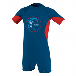 Prejsť na produkt Lycra O'Neill Toddler O'zone UV Spring Boys deep sea/red/white 2020