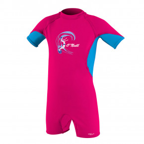 Přejít na produkt Lycra O'Neill Toddler O'zone UV Spring Girls watermelon/sky/white 2020